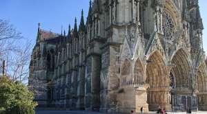 Catedral Notre Dame de Reims (Francia)